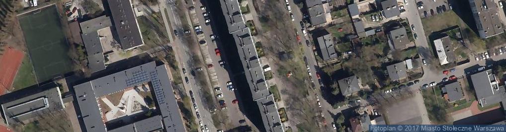 Zdjęcie satelitarne All Serwis