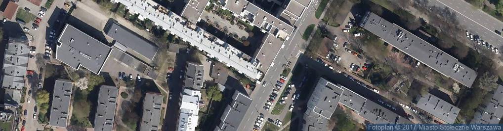 Zdjęcie satelitarne Apartamenty Faszcze