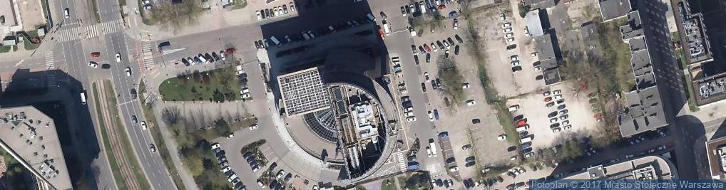 Zdjęcie satelitarne Apollo Rida Retail Management Częstochowa