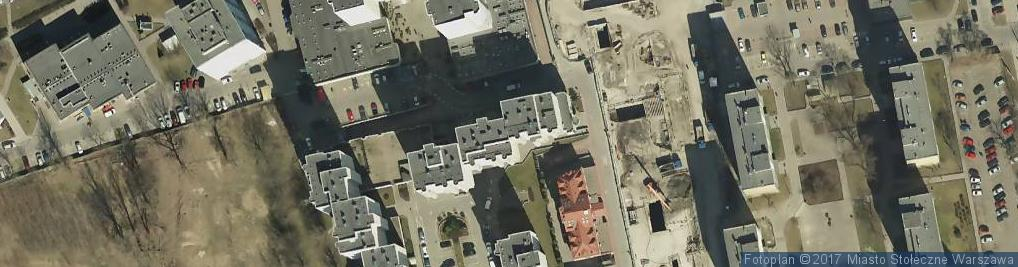 Zdjęcie satelitarne Areon