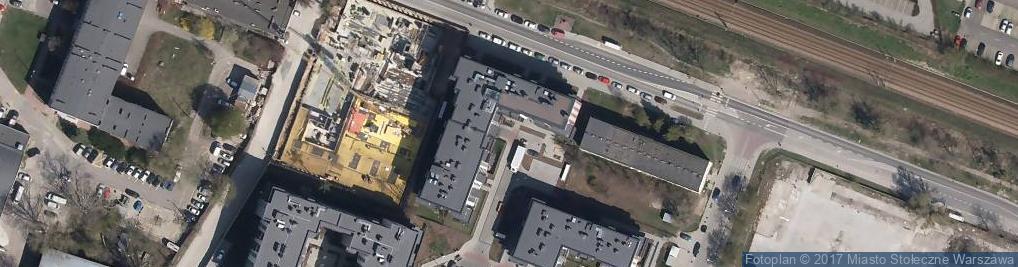Zdjęcie satelitarne Bruklin Michał Blezień - Wspólnik Spółki Cywilnej
