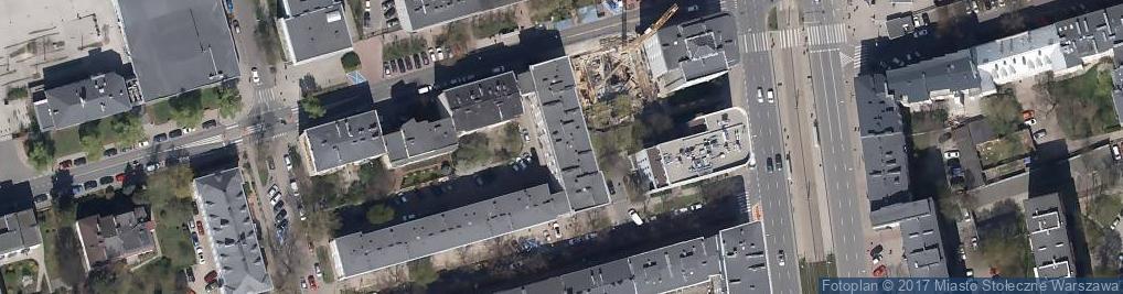 Zdjęcie satelitarne Dan Bud