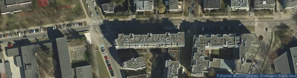 Zdjęcie satelitarne Diana Siwik-Fereniec Dia Investment Diana Siwik-Fereniec