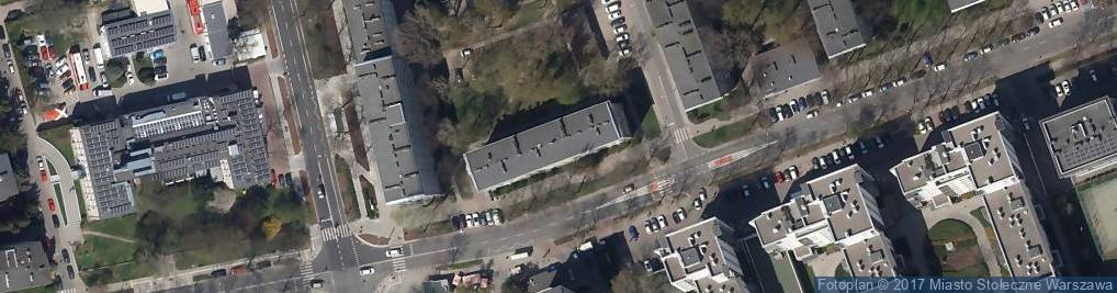 Zdjęcie satelitarne Dziewiątka