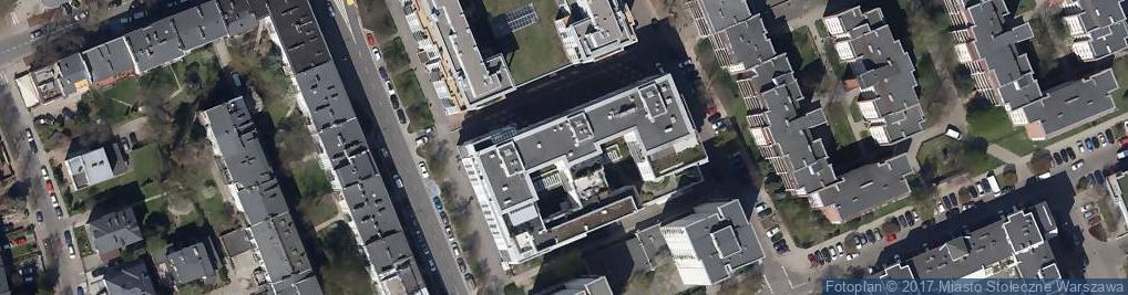 Zdjęcie satelitarne E.M.A.Developer Anna Paradowska-Zabłocka Wspólnik Spółki Cywilnej