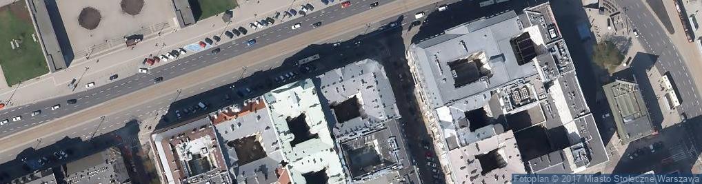 Zdjęcie satelitarne EKU Konsulting