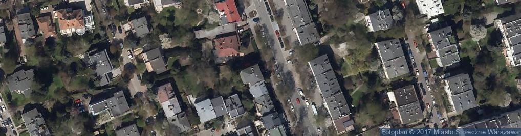 Zdjęcie satelitarne Eldach Fijałkowski Maciej