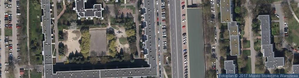 Zdjęcie satelitarne Elektryk