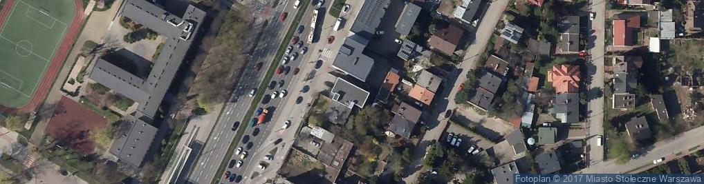 Zdjęcie satelitarne Espiro Property Ernest i Hubert Waś