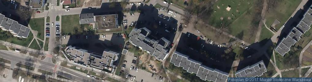 Zdjęcie satelitarne Firma Budowlano Handlowa Expol WZ Jarosław Wydryszek Zdzisław Że