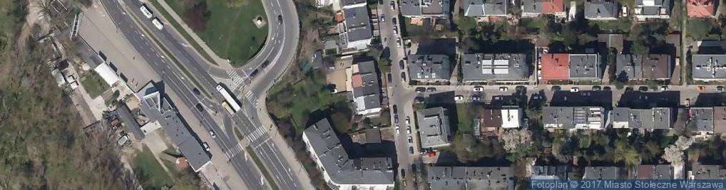 Zdjęcie satelitarne Górset E S Górscy
