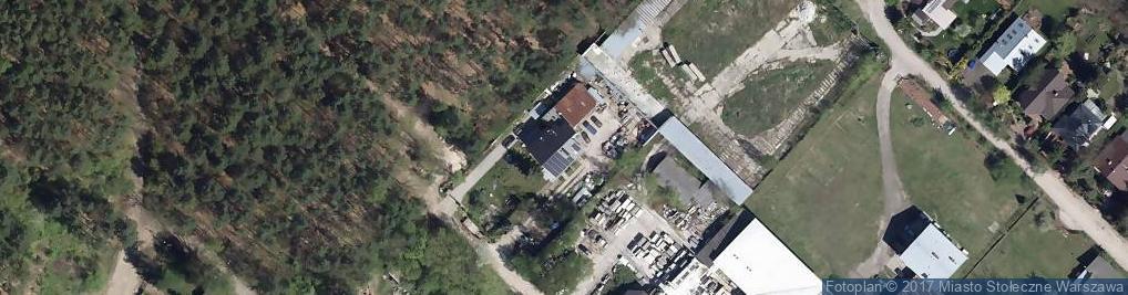 Zdjęcie satelitarne Granit Lux