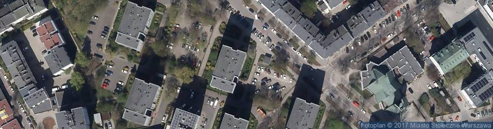 Zdjęcie satelitarne Instalatorstwo Elektryczne i Prace Ogólnobudowlane Krzysztof Pis