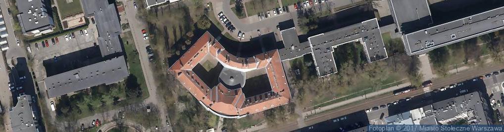 Zdjęcie satelitarne Interbiuro