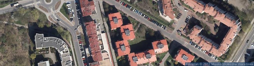 Zdjęcie satelitarne Jartom Technologie