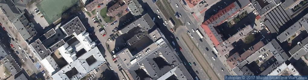 Zdjęcie satelitarne Komi Bud