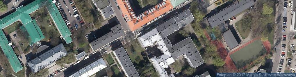 Zdjęcie satelitarne Konsorcjum Inwestycyjno Budowlane