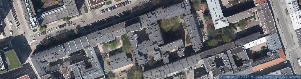Zdjęcie satelitarne Krzysztof Syta - Działalność Gospodarcza
