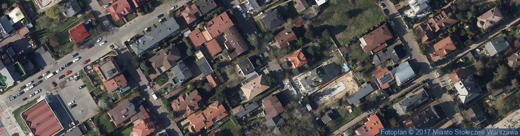 Zdjęcie satelitarne Marek Otyński Marmet Roboty Ogólnobudowlane