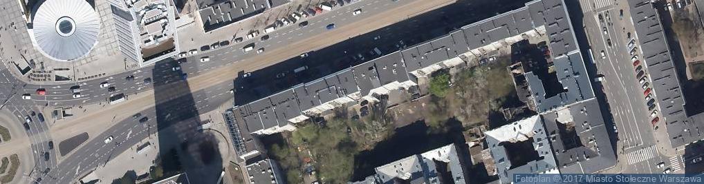 Zdjęcie satelitarne Master Bud