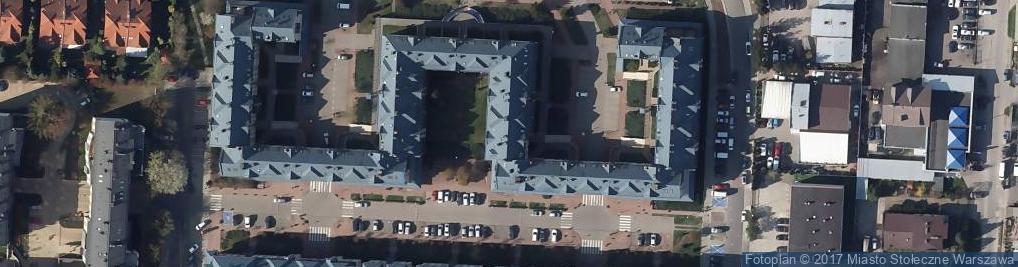 Zdjęcie satelitarne MDB Obsługa Inwestycji Marek Nasiłowski