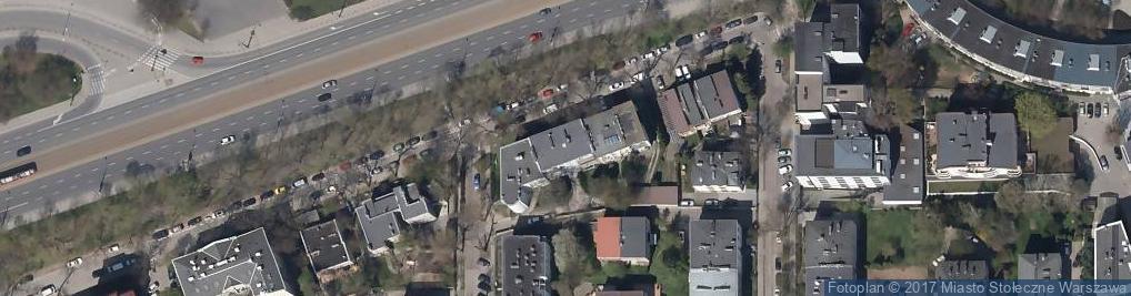 Zdjęcie satelitarne Montaż i Konserwacja Urządzeń Elektronicznych