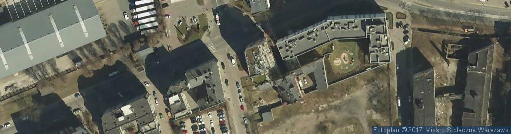 Zdjęcie satelitarne Nextiva