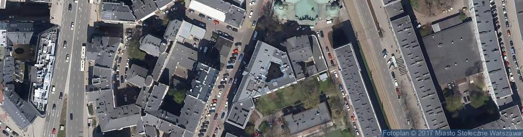 Zdjęcie satelitarne Nieruchomości Inwestycje Kapitał