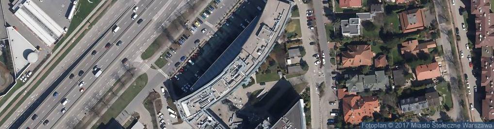 Zdjęcie satelitarne Okam Trzy Stawy