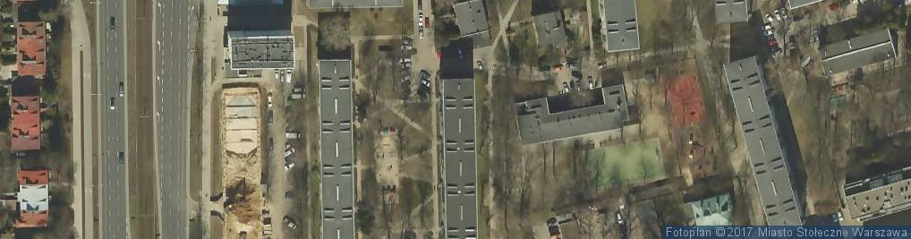 Zdjęcie satelitarne Orsetto
