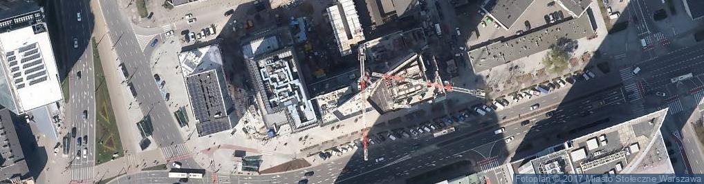 Zdjęcie satelitarne Plasco