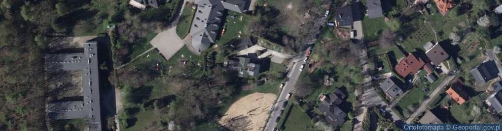 Zdjęcie satelitarne Polskie Pracownie Konserwacji Zabytków S.A. Delegatura Gdańsk