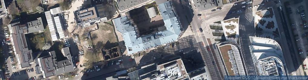 Zdjęcie satelitarne PRB Dor-Bud Jolanta Kaliszuk