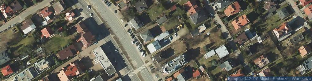 Zdjęcie satelitarne Przedsiębiorstwo Remontowo-Budowlane Piotr Polkowski