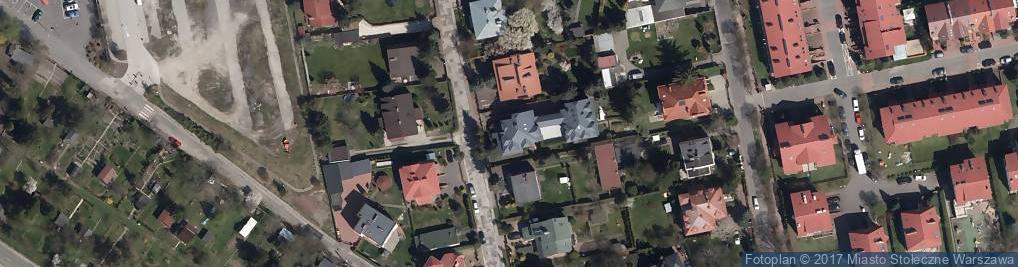 Zdjęcie satelitarne Przedsiębiorstwo Usług Inwestycyjnych &#8222, Teno &#8221, - Teresa Nowak