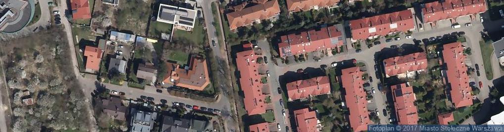 Zdjęcie satelitarne Roman Słomiński Elrom - Przedsiębiorstwo Prywatne