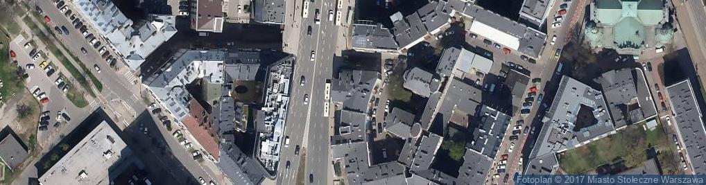 Zdjęcie satelitarne Royal Dom Filip Nowakowski