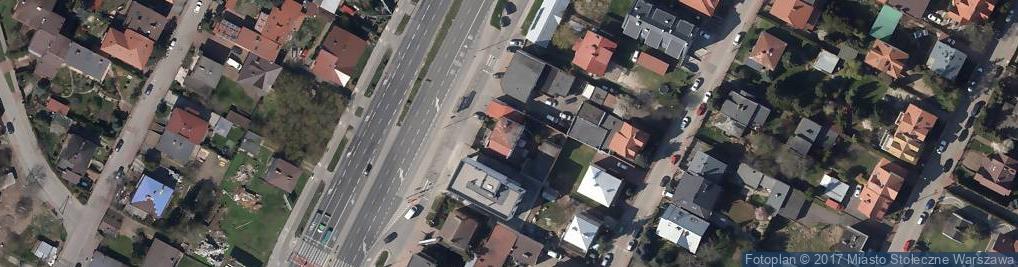 Zdjęcie satelitarne SG Invest House