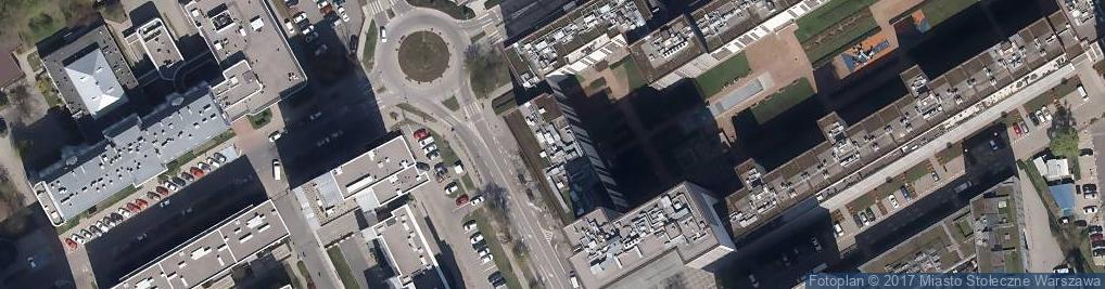 Zdjęcie satelitarne Team Sparta