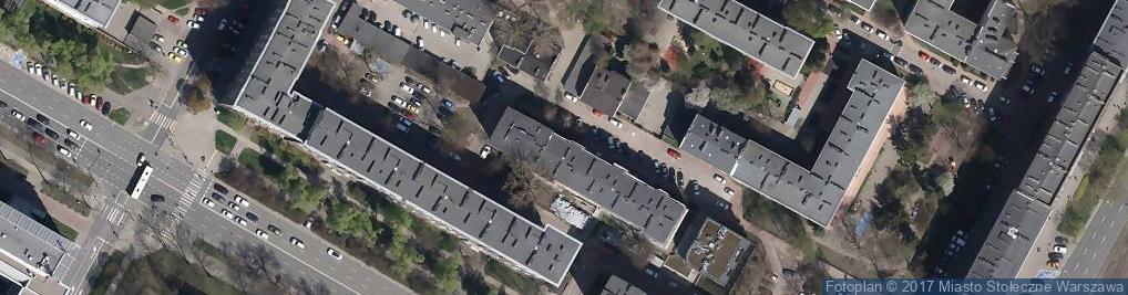 Zdjęcie satelitarne Telealarm
