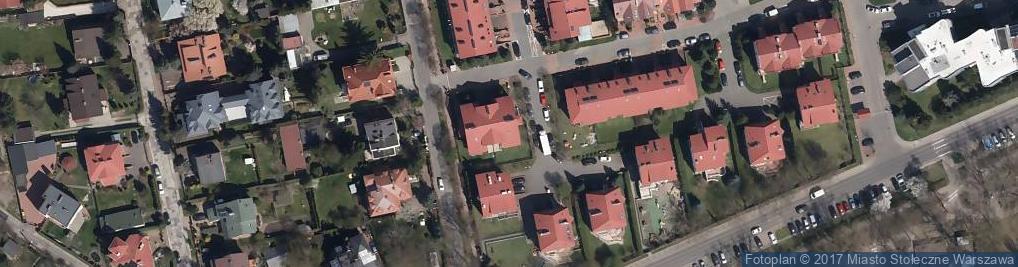 Zdjęcie satelitarne Tita Insaat Sanayi Ve Turizm Oddział w Polsce