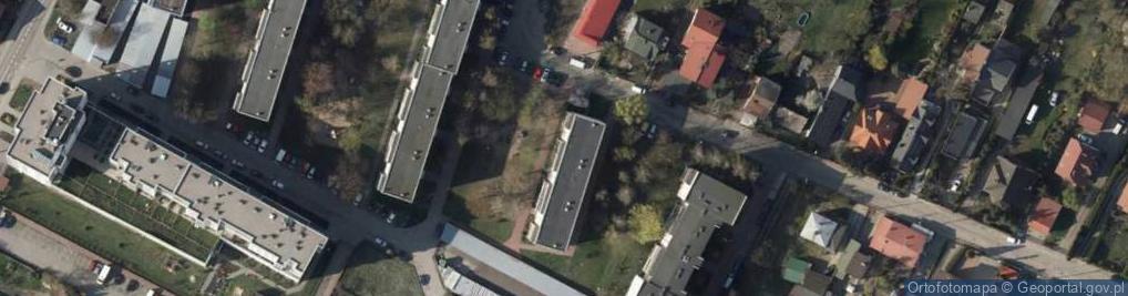 Zdjęcie satelitarne Tolbud Mariusz Lipiński