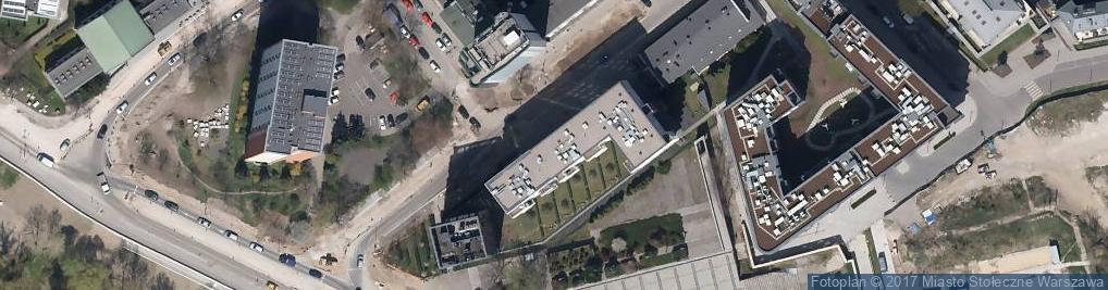 Zdjęcie satelitarne Total Sec Bożena Nowakowska