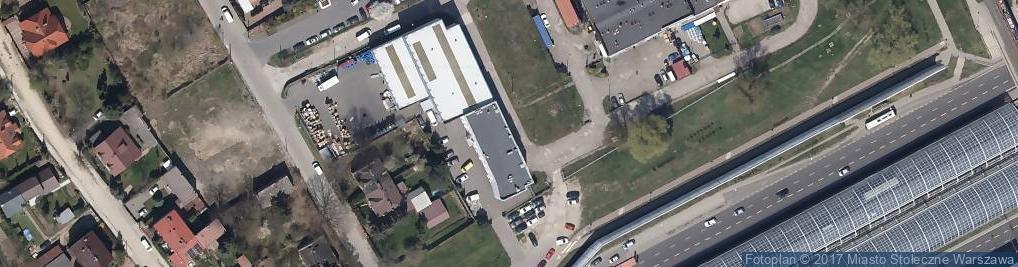 Zdjęcie satelitarne Twkj