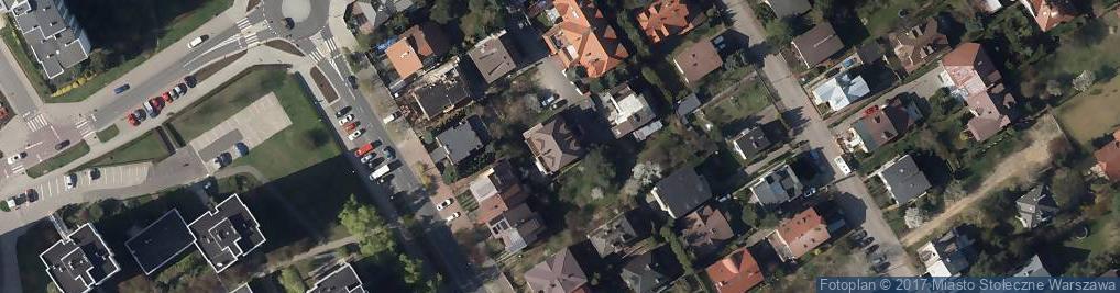 Zdjęcie satelitarne Usługi Budowlane Czesław Młodzianowski