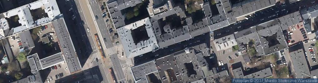 Zdjęcie satelitarne Usługi Murarskie Podgórski Jan Prusik Ignacy