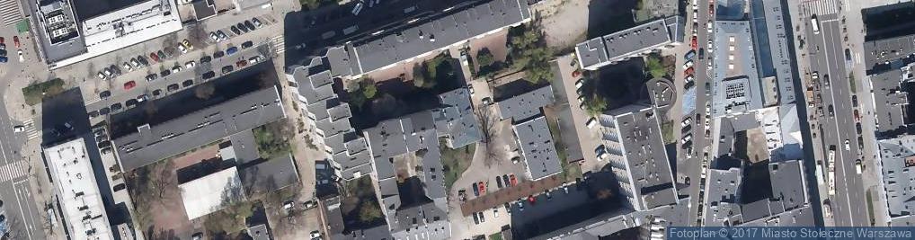 Zdjęcie satelitarne Usługi Ogólnobudowlane Bernard Cichoniec