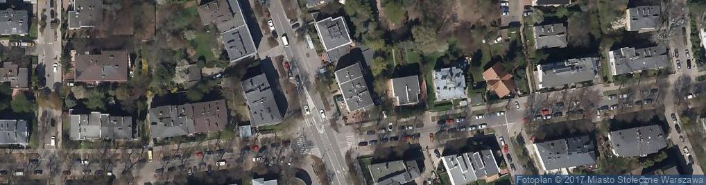 Zdjęcie satelitarne Usługi Telekomunikacyjne