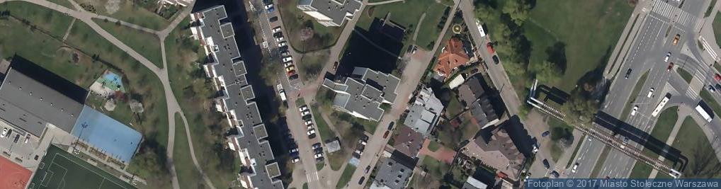 Zdjęcie satelitarne Usługi Ziemne
