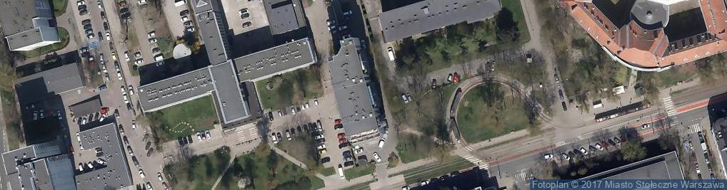 Zdjęcie satelitarne Villa Forni